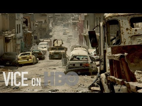 What ISIS Left Behind In Iraq | VICE News Tonight (HBO)