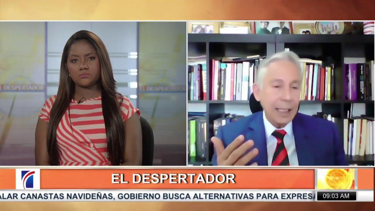 Ing. Freddy Pérez: El barrilito lo que se tiene es que fiscalizar | El Despertador SIN