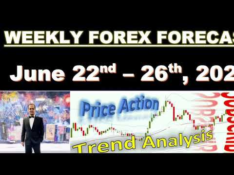 weekly-forex-forecast-for-june-22nd---26th,-2020-(eurusd,-gbpusd,-usdcad,-gold-&-wti)