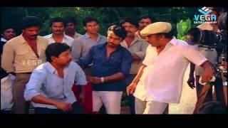 Nadodikkattu    Sreenivasan Wants To Be An Actor