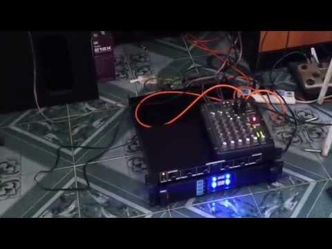 ทดสอบ ClassD Fp กับตู้ LS1200