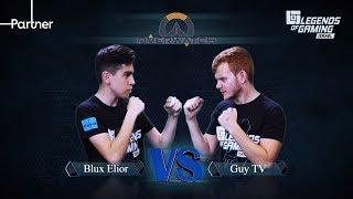 GuyTV vs Elior Blux   פרק 17   overwatch