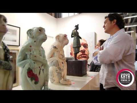 Kaya FM Turbine Hall Art Fair   Snippet Video