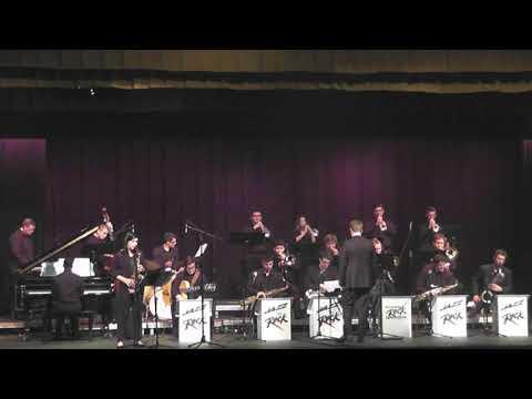 Slippery Rock Jazz Ensemble - Night in Tunisia