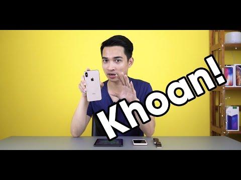 Khi bạn có tiền mua iPhone XS Max - KHOAN ĐÃ!