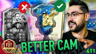 THIS 500K CAM IS BETTER THAN MY 5M COINS TOTS 98 NEYMAR!! PLEASE COMPLETE THIS FIFA 20 SBC NOW!