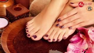 Cách chữa gót chân khô ráp đơn giản mà hiệu quả - Top 5 Mẹo Vặt Hay