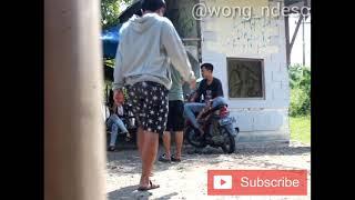 VIRAL PRANK 18+ Di Waduk Kedung-ombo PURWODADI !!!