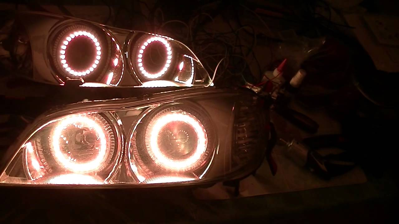 2001 Infiniti I30 Customized Headlight