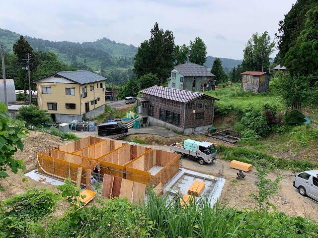 Shintaro Koi Farm - New Koi House build - 2020.