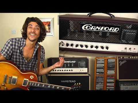 Lets Talk About The Cornford MK50 - The Best Rock/Blues Amp Tone?