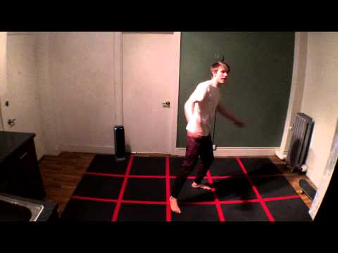 Introduction to Tricking Series - Transitions and Combos