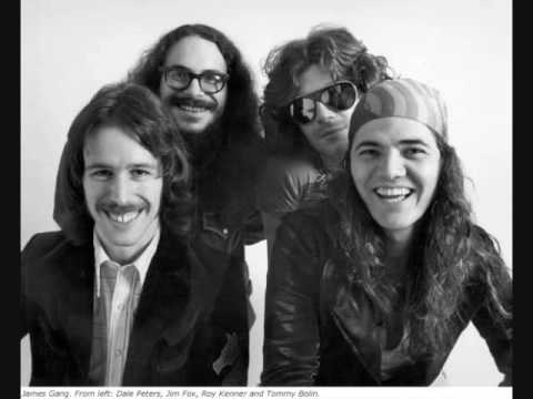 James Gang w/ Tommy Bolin- Academy Of Music, NY 2/14/74