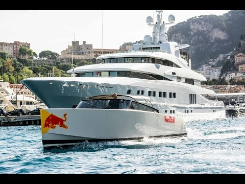 2016 Monaco Grand Prix SuperYacht experience powered by Edmiston