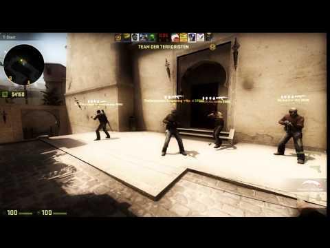 Gamer vs Hacker Kinder CSGO MM 001#