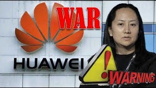 China's Outraged & Deutsche Bank Says Huawei CFO's Arrest 'Clear Signal Trade War Is Escalating'