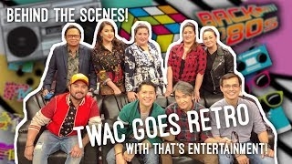 Download That's Entertainment on the 8th Anniversary Special of TWAC - Behind the Scenes! Mp3 and Videos