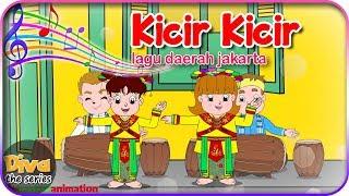 KICIR KICIR | Lagu Daerah Jakarta (Betawi) | Diva bernyanyi | Diva The Series Official - Stafaband