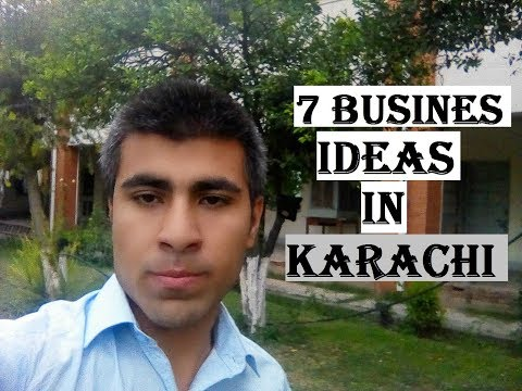 7 Best Business Ideas In Karachi With Low Investment 2019 | Aamir Kamal