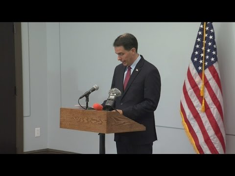 Scott Walker drops out of 2016 presidential race