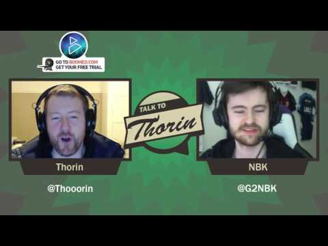 Talk to Thorin: NBK on G2, the French Super-Team (CS:GO)