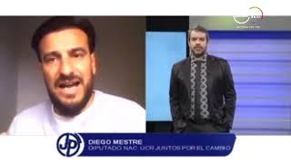 Diego Mestre: El debate de la reforma judicial