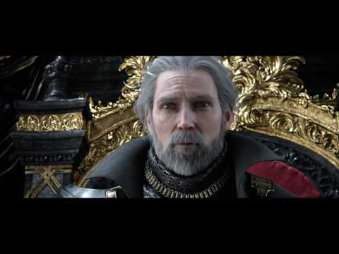 Kingsglaive: Final Fantasy 15 gets chatty in latest look