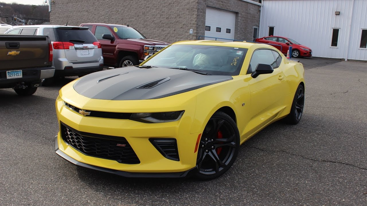 Camaro chevy camaro ss 1le : 2017 Chevy Camaro SS 1LE: In Depth First Person Look - YouTube