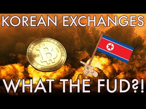 Korea Banning Cryptocurrency Exchanges? Mainstream Media FUD?!