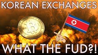 Korea Banning Cryptocurrency Exchanges? Mainstream Media FUD?!