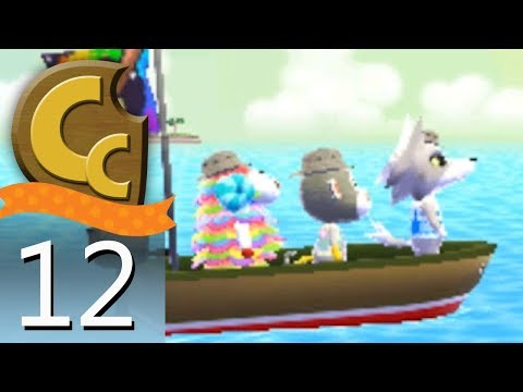 Animal Crossing: New Leaf - Welcome amiibo - Day 12: That Ship Has Sailed