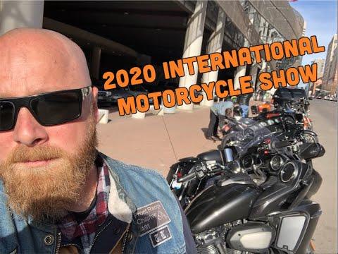 2020 Denver International Motorcycle Show