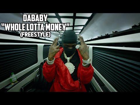 DaBaby – Whole Lotta Money Freestyle