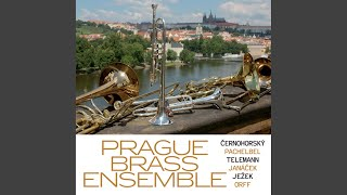 Prague Dances (arr. J. Votava) : II. Couranta