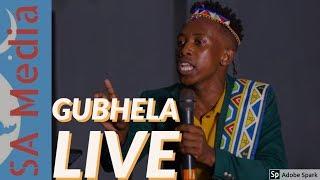 gubhela live on ukhozi fm