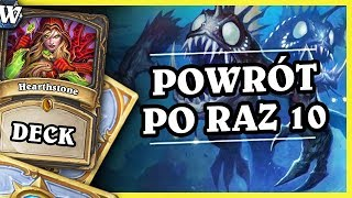 POWRÓT PO RAZ 10 - MILL ROGUE - Hearthstone Deck Wild (The Boomsday Project)