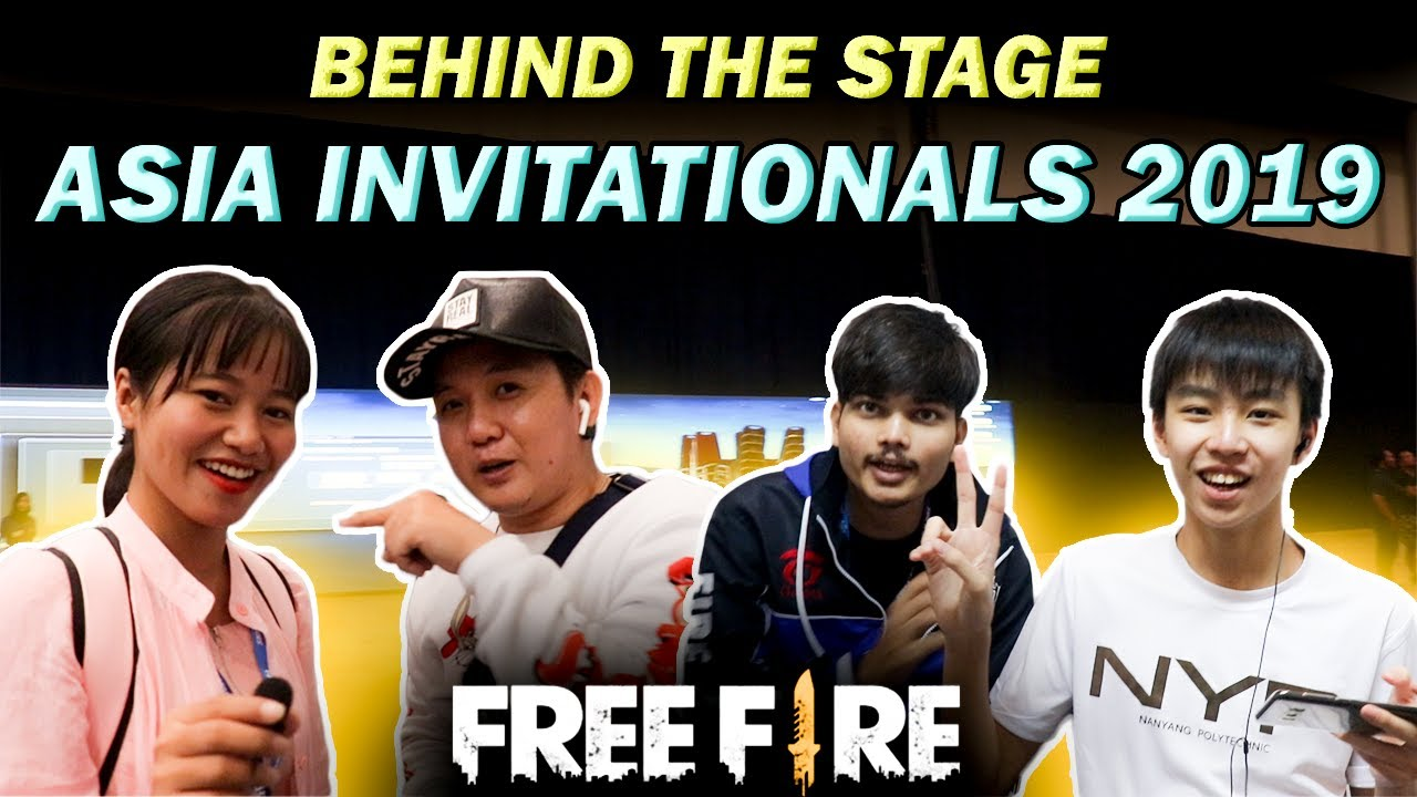 Team INDIA Strategy REVEALED - Asia Invitationals - Garena Free Fire