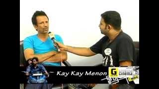 Villain Kay Kay Menon on Udhayam NH4 Galatta Exclusive