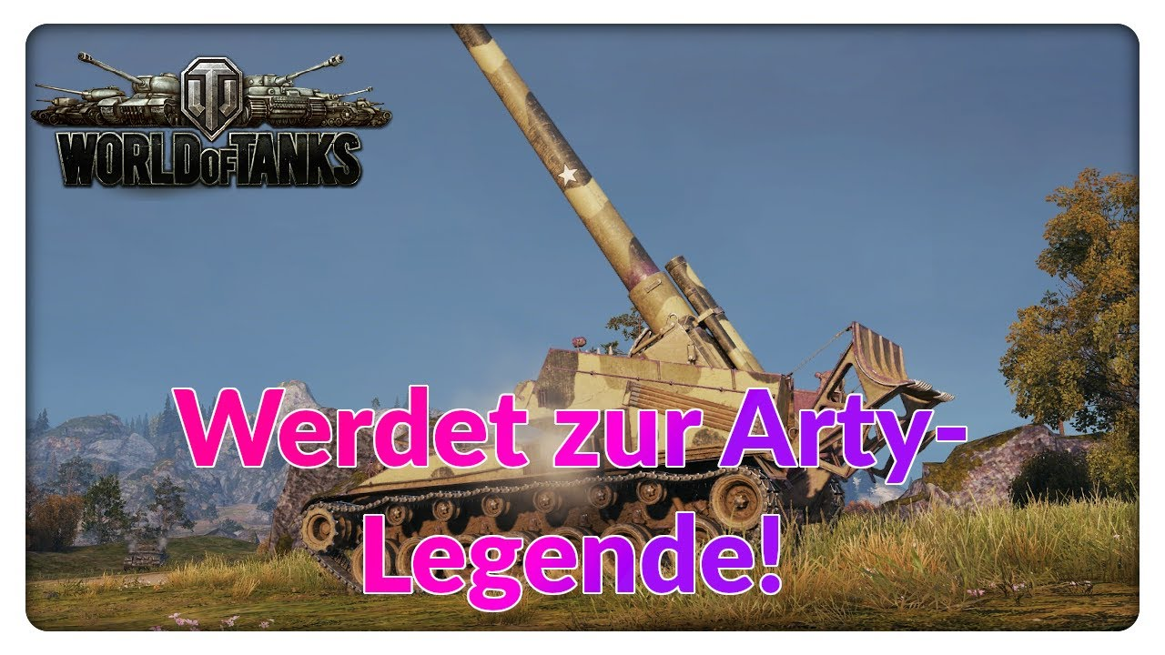 Werdet zur Arty-Legende - Click like a Boss! [World of Tanks - Deutsch - Gameplay]