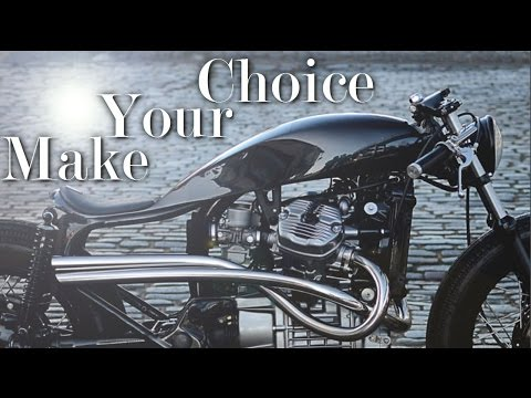 Cafe Racer (Choose the Top 10 Best Motorcycles of 2016)