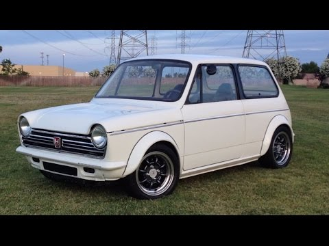VFR800 Powered, RWD 1972 Honda N600 One Take