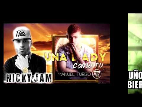 Reguetón Mix  Nicky Jam, Ozuna, Yandel, Wisin Y Mas Junte Para La Historia
