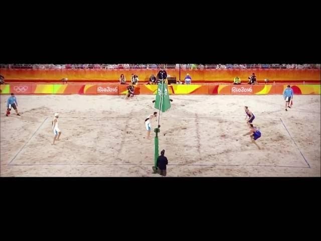 Daniele Lupo e Paolo Nicolai - Argento nel Beach Volley a Rio 2016