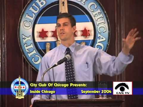 Arne Duncan, Chief Executive Officer, Chicago Public Schools