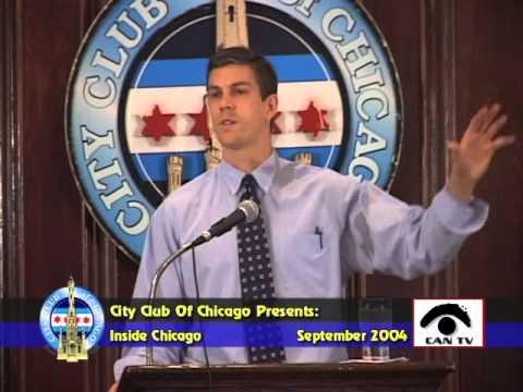 Arne Duncan, Chief Executive Officer, Chicago Public Schools