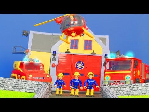 Feuerwehrmann neue Folgen für Kinder deutsch: Best of der Rettungsaktionen Kinderfilme