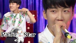 """""""Bang Bang Bang"""" Sung by Lee Seung Hoon (Winner) [Radio Star Ep 572]"""