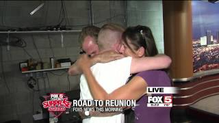 FOX5 Surprise Squad: Road to Reunion