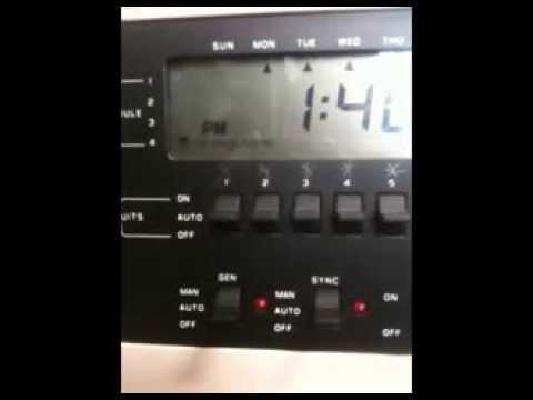 simplex 6400 time control center youtube rh youtube com