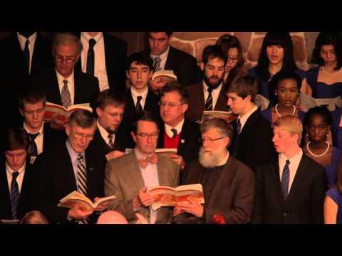 The Stony Brook School Sings Hallelujah Chorus 2012